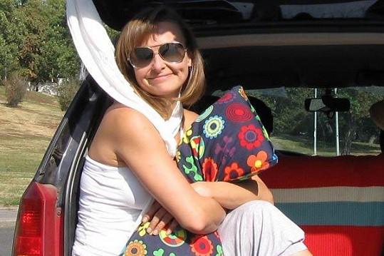Andrea Černá je šťastná v pracovním životě, v tom soukromém už tak ne.