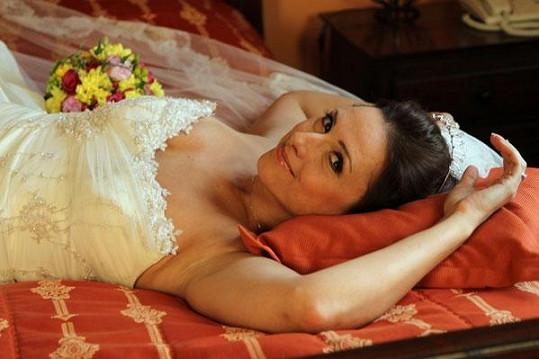 Slovenskou herečku Zuzanu Mauréry už brzy uvidíme v představení Vánoční koleda v Divadle Hybernia.