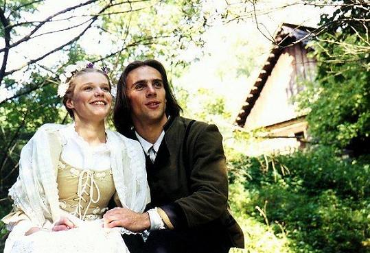 Roman Vojtek v pohádce České televize Jak přišli kováři k měchu (1998)