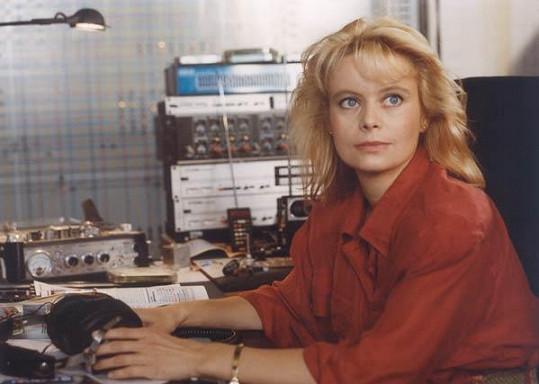 A takhle vypadala před dvaceti lety jako Arabela.