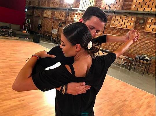 V deváté řadě StarDance bude tančit s Robinem Ondráčkem.