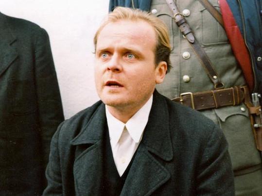 Igor Bareš v roce 1997 v Četnických humoreskách
