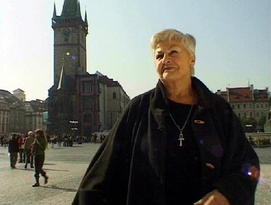 Kamila Moučková prý odpustila všem lidem. Přes zradu Brejchové se nedokáže přenést.