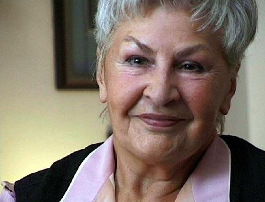 Kamila Moučková patří k symbolům roku 1968.