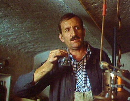 Eugen Jegorov ztvárnil celou plejádu malých, ale nezapomenutelných rolí.