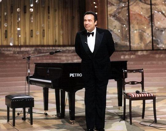 Vladimír Menšík bavil diváky svým nezaměnitelným humorem.