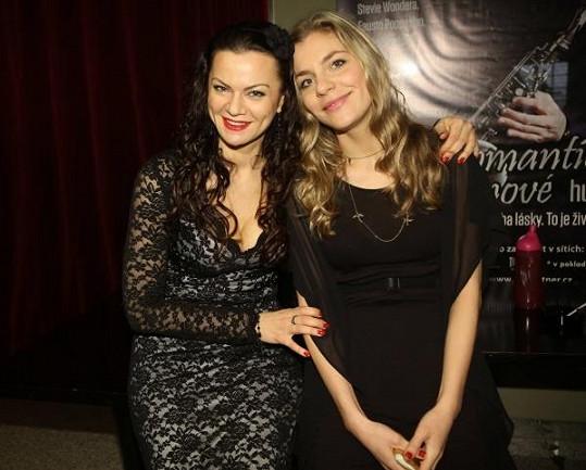 K dalším krásným ženám, které v muzikálu Marie Antoinetta uvidíme, patří Vanda Károlyi a Barbara Chybová.