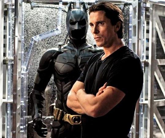 Hlavní roli ztvární Christian Bale.