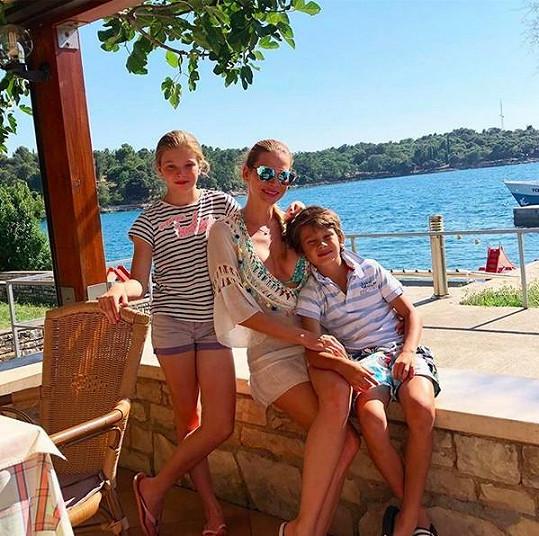 Dovolená s rodinou v Chorvatsku