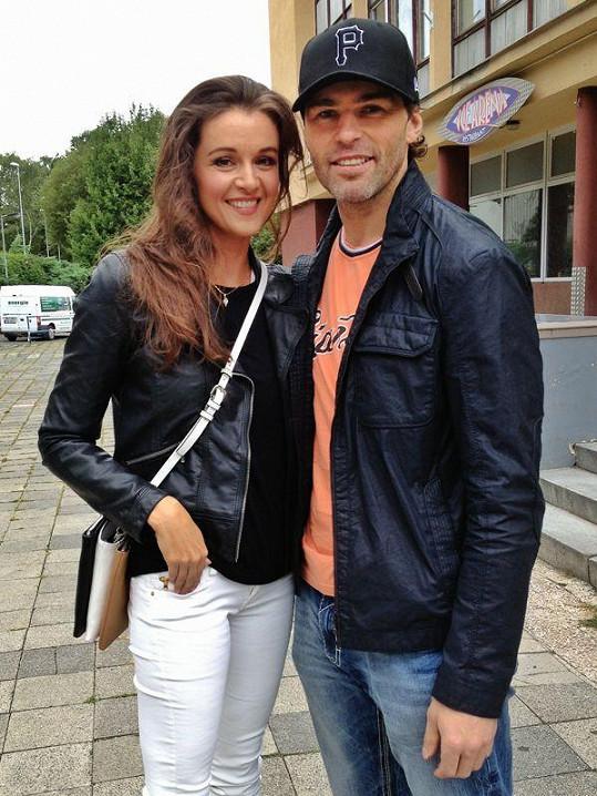 Jaromír Jágr se po dlouhé době setkal se svou starou láskou Ivou Kubelkovou.