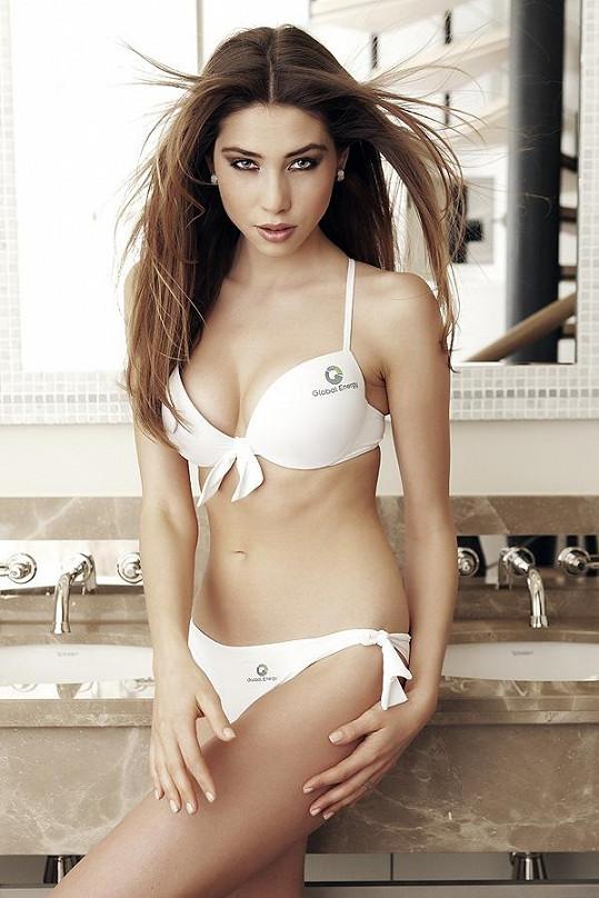 Denisa Domanská patří mezi naše nejlepší modelky.