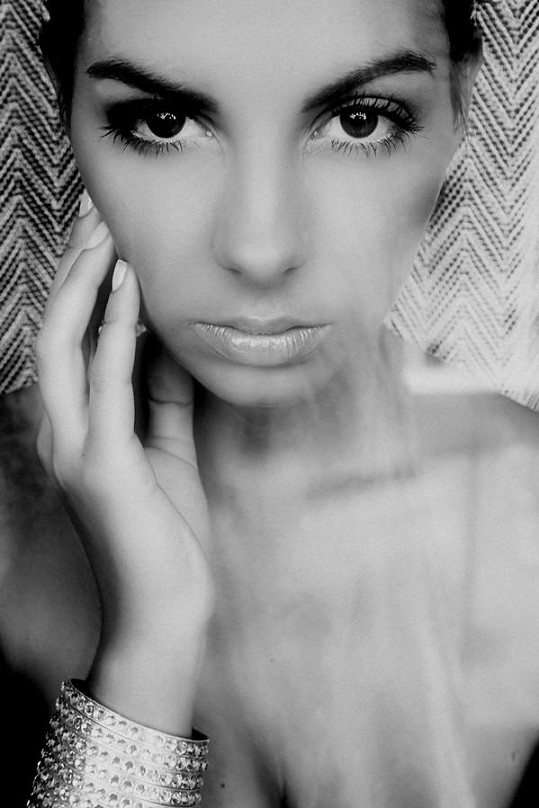 Aneta Grabcová je velmi krásná.