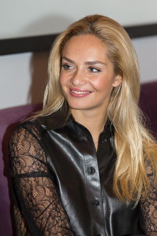 Taťána Kuchařová odstartovala novou charitativní kampaň na podporu seniorů.