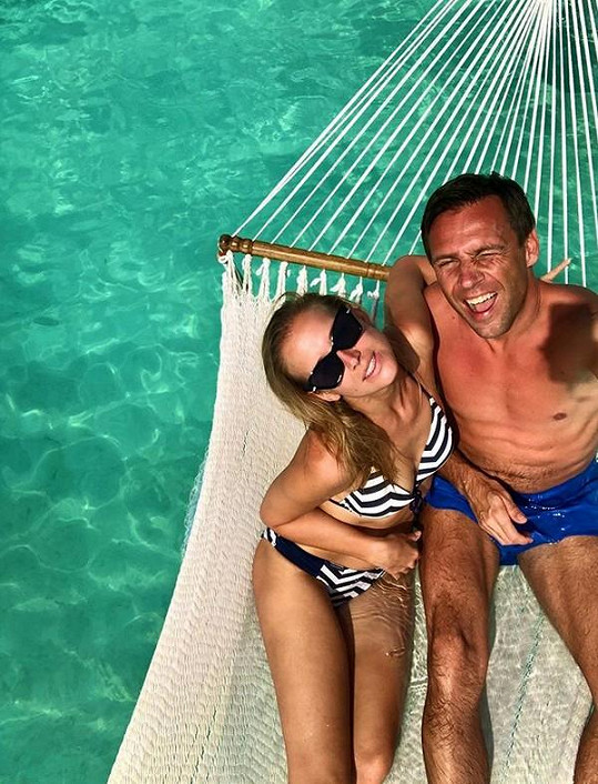 Nedávno se vrátili z luxusní dovolené na Maledivách.