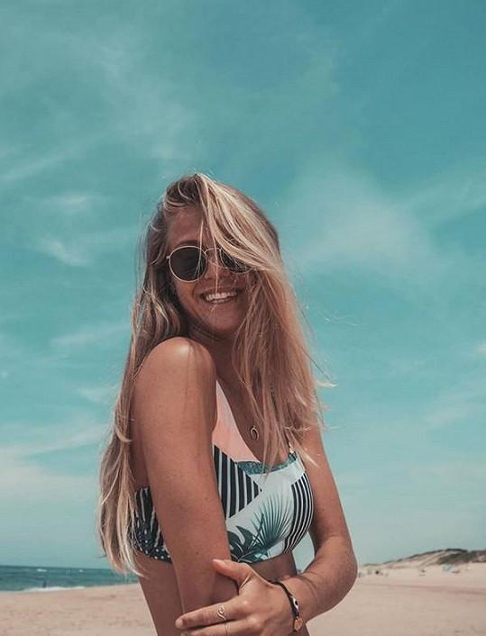Kotková je už v zahraničí víc než doma.