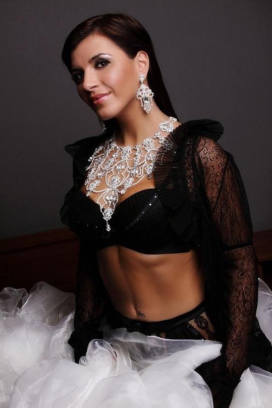 Andrea proslula rolí Carmen.