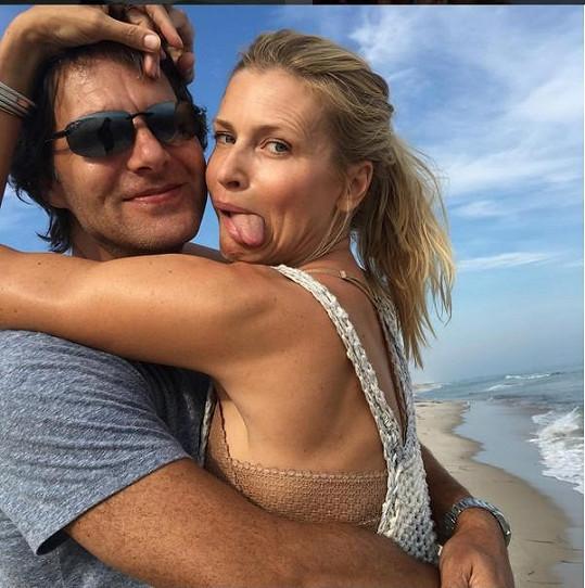 Daniela chce být krásná i pro svého partnera Paľa Haberu.