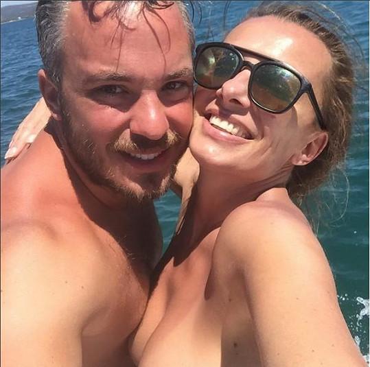 Alice s partnerem Michalem