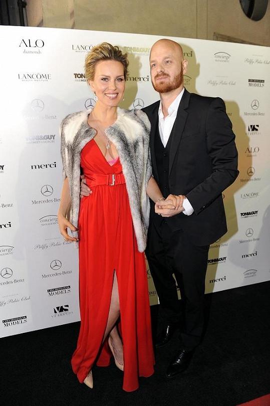 S manželem Karlem Vágnerem.