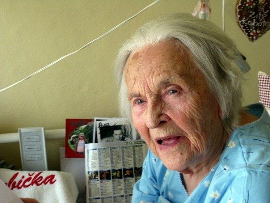Zita Kabátová na snímku z roku 2009.