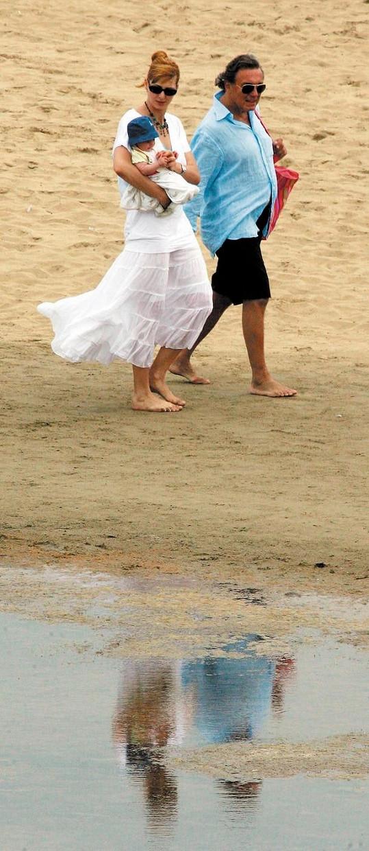 Rodinka tehdy vyrazila na Kanárské ostrovy.
