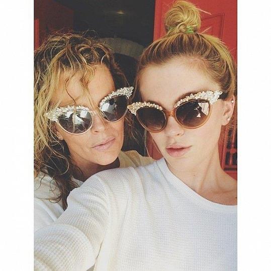 Ireland s maminkou Kim Basinger