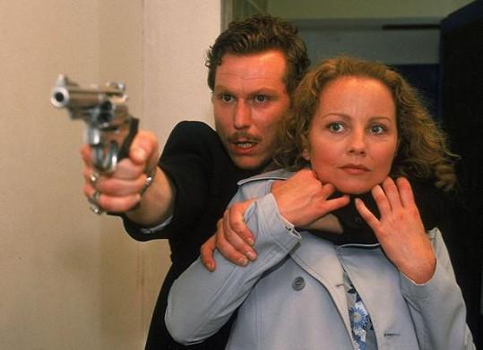 Carina Wiese hrála i v pokračování Kobry 11 (2001-2002)
