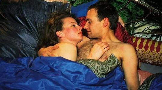 Carina Wiese a Erdogan Atalay v roce 1998. Pár tvořili v seriálu Kobra 11.