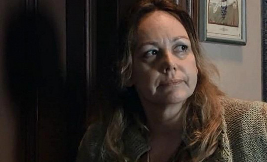 Martina Adamcová se po delší době vrátila do Čech.