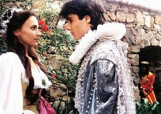 Daniela ztvárnila hlavní roli princezny ve filmu Marie Růžička.