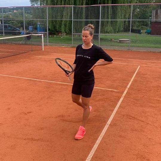 Ve 35 letech ukončila tenisovou kariéru.