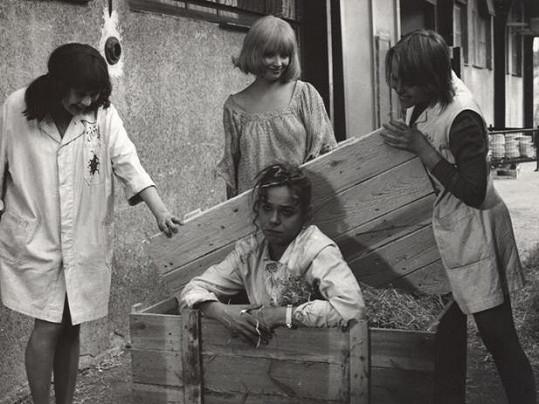 Dagmar ve filmu Holky z porcelánu.
