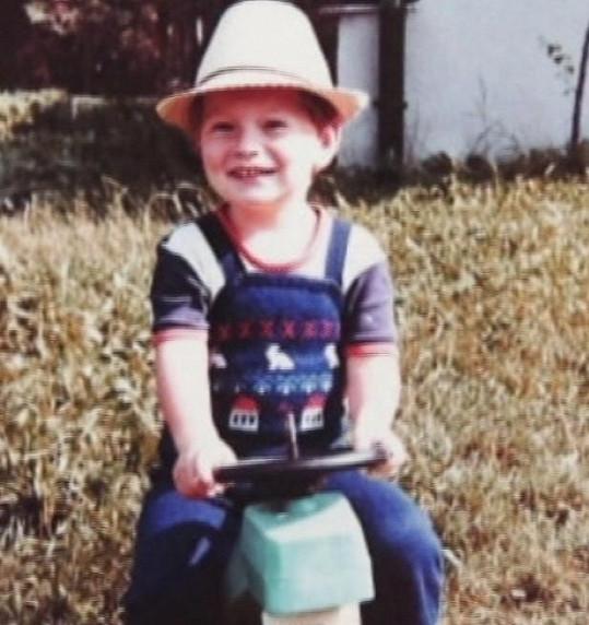 Hercem a bavičem chtěl být od malička.