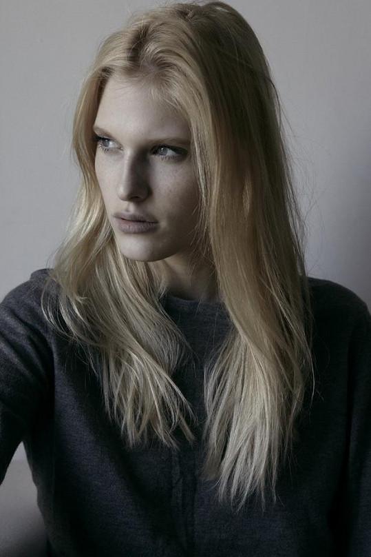 Česká modelka paradoxně spolupracuje se slovenskou agenturou.
