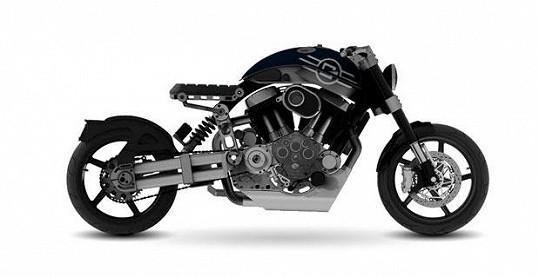Motorka Confederate X132 Hellcat.