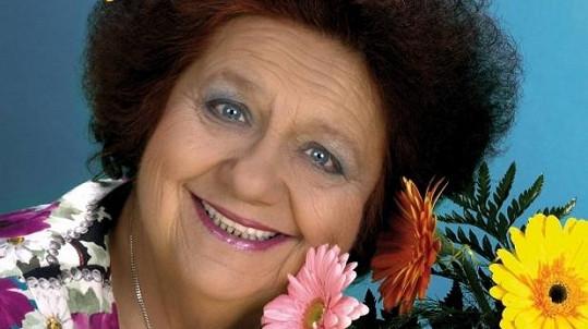 Helena Růžičková kolem sebe rozdávala úsměvy až do samého konce života.