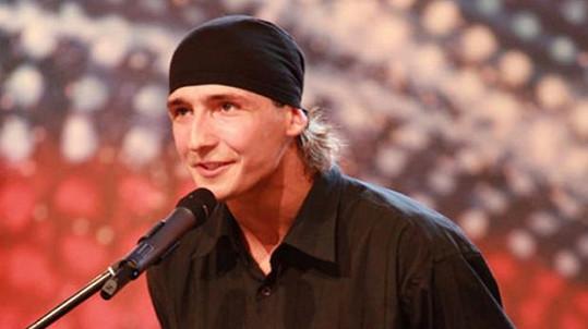 Takhle si ho pamatujeme z Talentu.