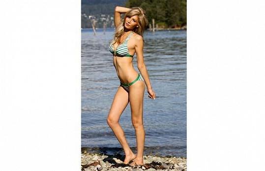 Jenna Talackova byla původně mužem.
