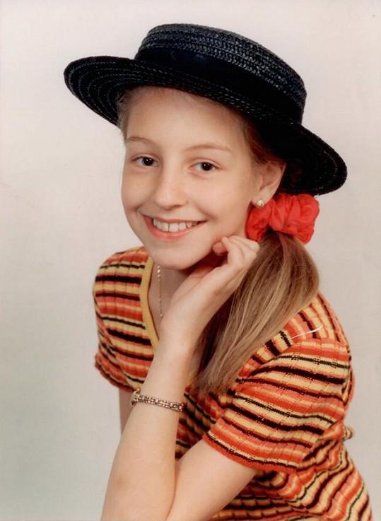 Od dětství ji provází hudba.