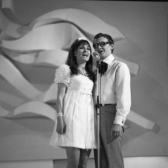 S Ivanem Krajíčkem - Bratislavská lýra 1968
