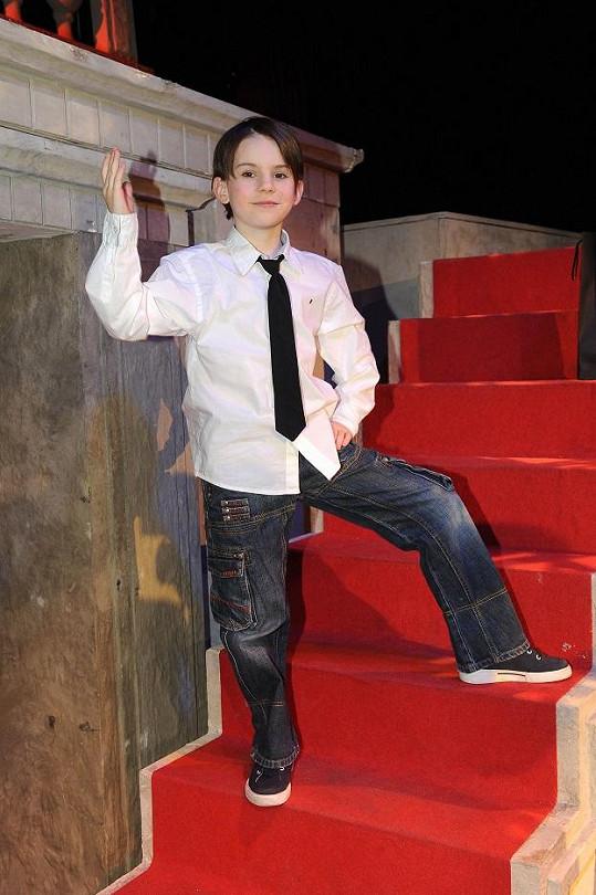 Filip Antonio v muzikálu Casanova
