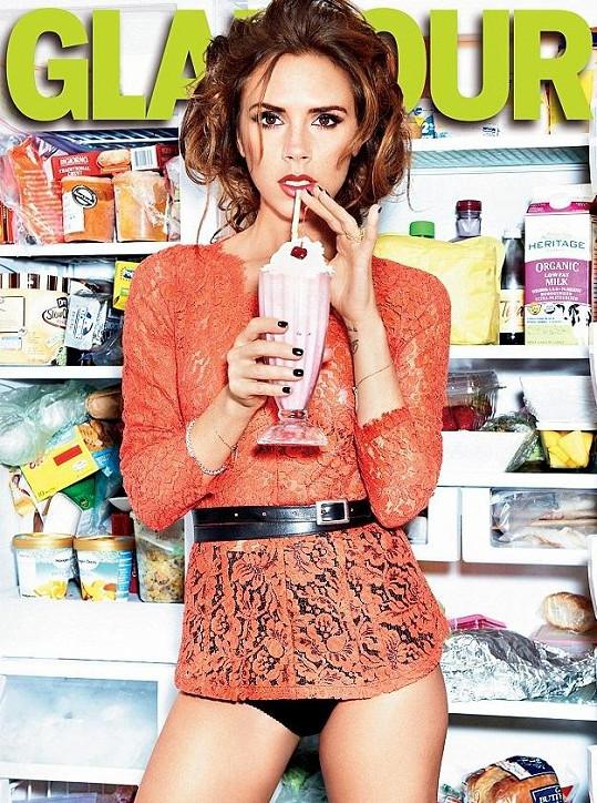 Victoria nafotila skvělé snímky pro americký magazín.