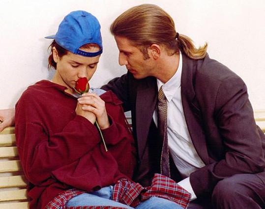 Facundo Arana a Natalie Oreiro v seriálu Divoký anděl (1998). Tato telenovela je oba proslavila.