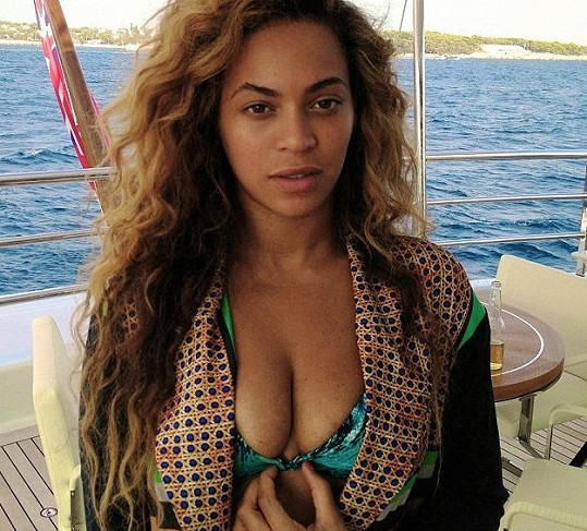 Beyoncé se pochlubila, čím ji příroda obdařila.