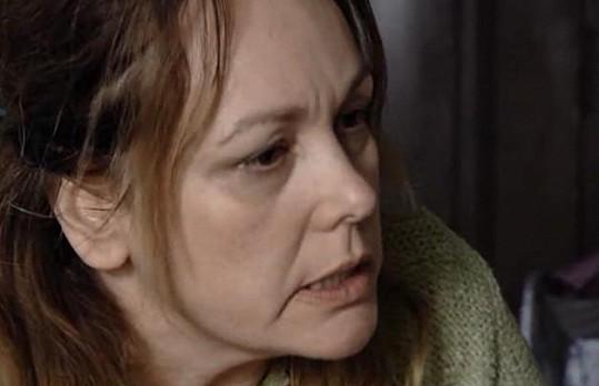 Martina Adamcová hraje starostlivou matku Květu.