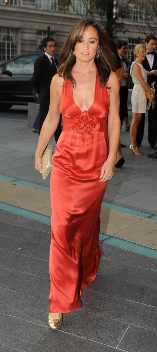 Elegantní Pippa Middleton.