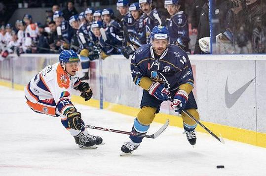 Plekanec je rád, že bude v Česku vídat své syny.