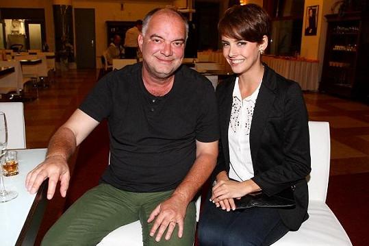 Z Gábiny byl unešený i producent Ondřej Trojan.