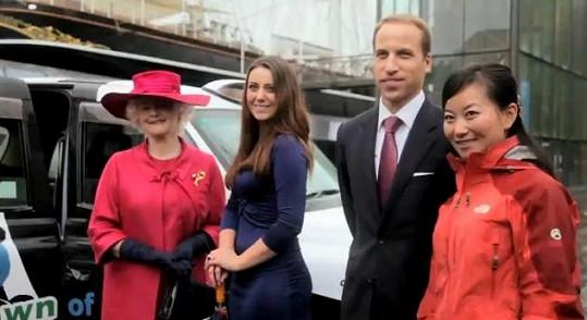 Princezna Catherine je vydávána za zlatokopku.