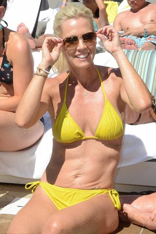 Jennie Garth vypadá fantasticky.